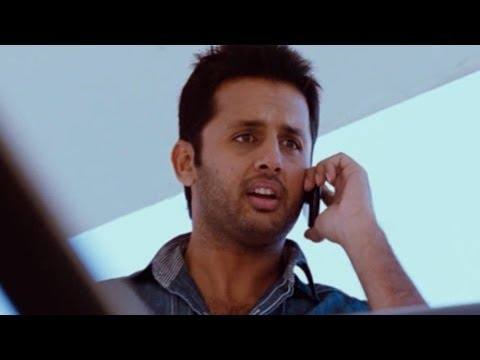 Ishq Movie || Action Scene Of Nithin Searching About Ajay || Nitin, Nithya Menen video