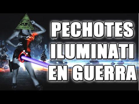 PECHOTES ILLUMINATI DE GUERA c/ NexxuzHD y CorvusClan   ZellenDust