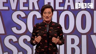 Things you never hear in school assembly | Mock the Week - BBC