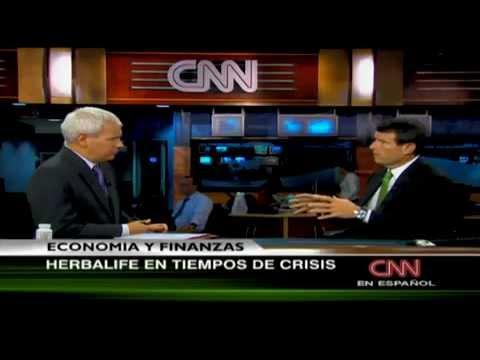 HERBALIFE   Michael O Johnson en CNN   Octubre 16 de 2009