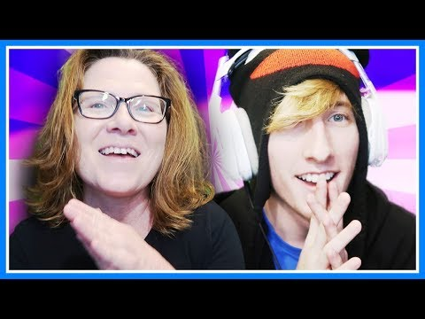 TRY NOT TO LAUGH CHALLENGE WITH MY MOM!! SO FUNNY! 😂 (Funny Kids Fail Compilation)