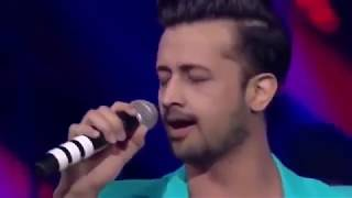 Atif Aslam Vs Arijit Singh Live Performance IIFA Award 2017   YouTube