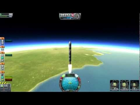 Kerbal Space Programme with Bird! Ep.1: Round we go!