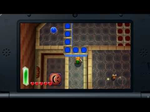 The Legend of Zelda : A Link to the Past 2 (2013) - 1080P HD trailer (3DS)
