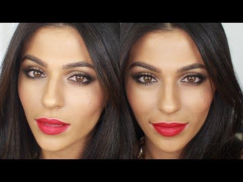 Selena Gomez Inspired Makeup Tutorial video
