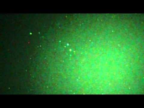 Plane meteors satts strange lights in the sky