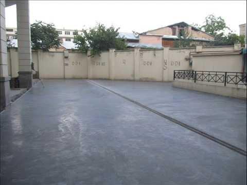 ბეჭდური იატაკი, ბეტონის დასხმა, არმირება, სტიაჟკა, bechdur iataki, betonis dasxma, armireba