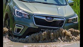 2020 Subaru Forester e-Boxer – Off-road Test Drive