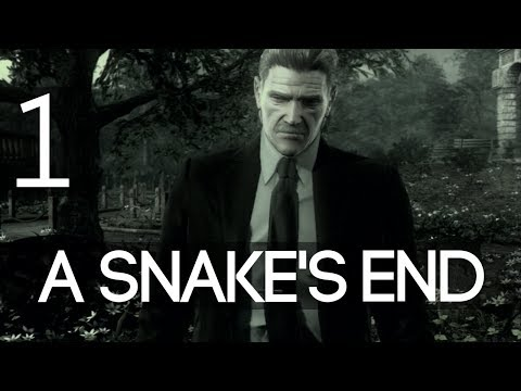 [1] A Snake's End (let's Play Metal Gear Solid 4: Guns Of The Patriots Hd W  Galm) video