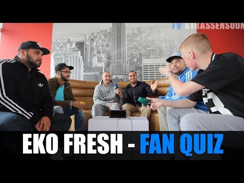 Nr. 01 - Eko Fresh - Fanquiz - Tv Strassensound: Eksodus, Summer Cem, Habibibrüder, Dieter Bohlen video