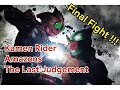 Kamen Rider Amazons : The Last Judgement   Final Fight Omega VS Alpha