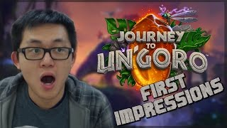 JOURNEY TO UN'GORO REVEALED!!! - First Impressions and Predictions