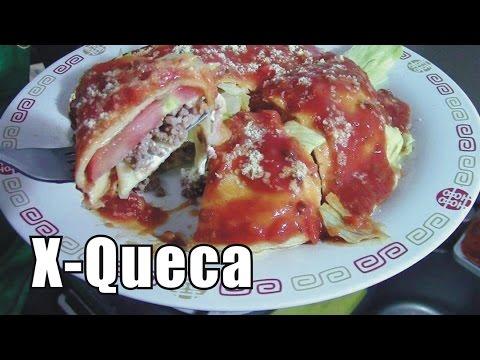 X-QUECA | Culinária do CrazyJapanTV | CJTV14#68