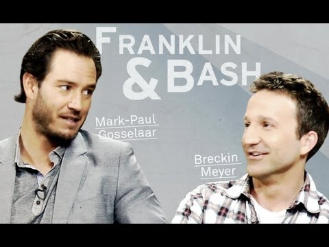 Franklin & Bash: Mark-Paul Gosselaar and Breckin Meyer Interview | Larry King Now | Ora TV