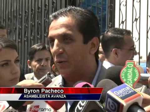 Asambleísta Pacheco: No estamos de acuerdo en que se retire el aporte estatal del 40%