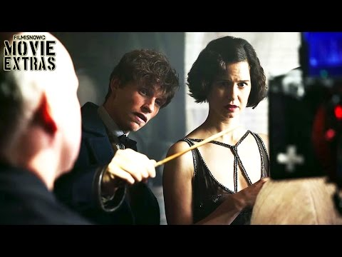 Go Behind the Scenes of Fantastic Beasts and Where to Find Them (2016)