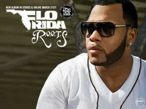 Flo Rida-You spin my head right round (HQ)