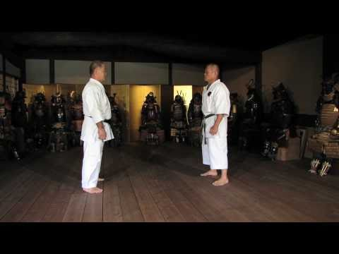 Worlds Greatest Goju-ryu Karate Master MORIO HIGAONNA 10th Dan (pt.2)