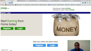 Yuup.info Scam Review | Watch This Review First And Don't Fall For The Scam