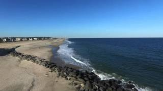 The Jersey Shore by Drone