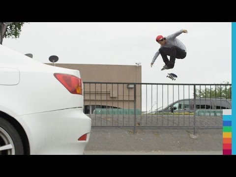 PUSH | Nick Tucker: The Raw Clips