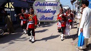 Pakistani Wedding Band 4K  Ultra HD