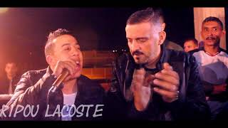 Cheb Mamine ft. Cheb Adjel [Fel milieu 3andi diplôme ] live 2018