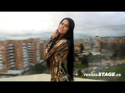 Michelle Sarmiento - Revista STAGE Primera Edición