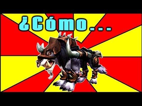 ¿Cómo... Conseguir el lobo de guerra Korkron Ep. #073