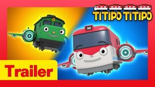 TITIPO S1 l What's next adventure of TITIPO?! Titipo comes back! l  l TITIPO TITIPO Trailer