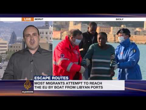 What's fueling the migrant exodus from North Africa?