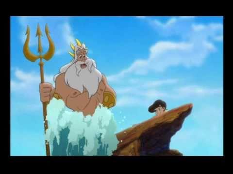 Ariel, Melody y amigos - En la tierra y en el mar - La sirenita 2 (español latino)