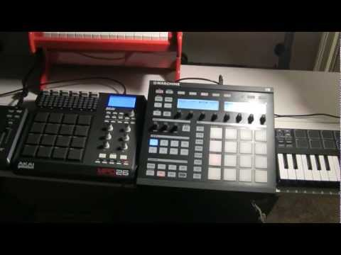 Detailed review of MIDI pad controllers MPD MPK PadKontrol Maschine pad sensitivity upgrades MPC