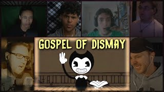"""Gospel of Dismay"" Song By DAGames (Reaction Mashup)"