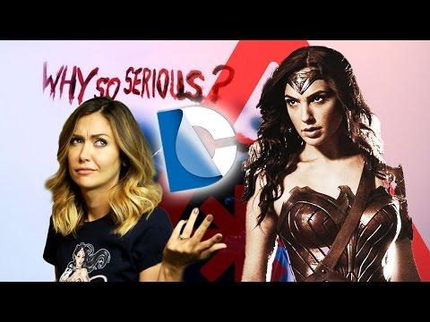 Why So Serious, DC Comics? (Nerdist News w/ Jessica Chobot)