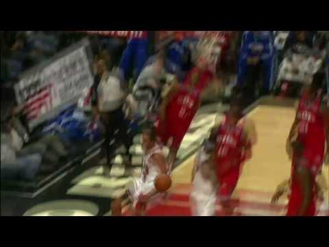 derrick rose dunking on dwight howard. Alleyoop From Derrick Rose