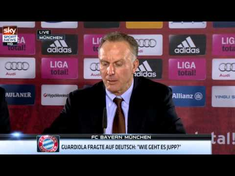Pep Guardiola - So lief der Deal - HD