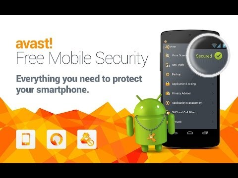 avast! Mobile Security & Antivirus v3.0.7550 Premium Cracked Full Android Apk DOWNLOAD