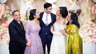 VLOG! My Big Fat Indian Family (Engagement Party + Thanksgiving)   Deepica Mutyala