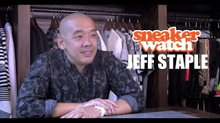 Jeff Staple: Hypebeast Ruin the Game for Real Fans of Sneakers