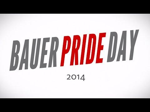 Bauer Pride Day 2014
