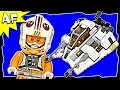 BATTLE of HOTH 75014 Lego Star Wars Stop  Motion Set Review