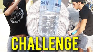 El RETO de la BOTELLA 2!! (WATER BOTTLE FLIP CHALLENGE)