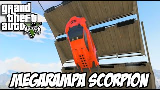 GTA V - MEGARAMPA SCORPION