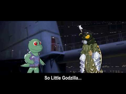 Little Godzilla's Favorite Star Wars Movie