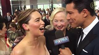 Game of Thrones Emilia Clarke's Funny Moments Completion-2018 PART 1