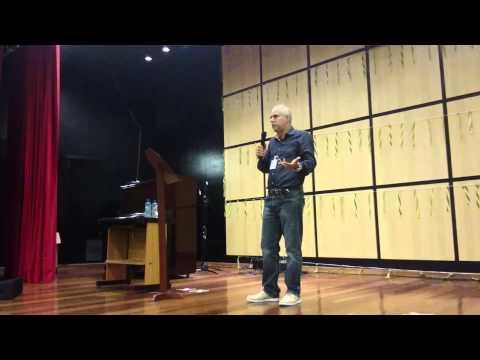 Pr Claudio Duarte 7 de julho 2014 Auditório da CMB - gravado by Everton