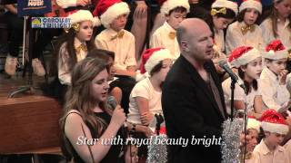 We Three Kings sung by Jack Howard + Jazzy Bade Boon