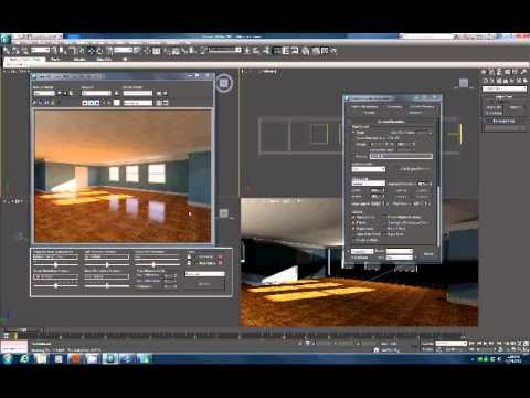 3ds Max Exterior Models 3ds Max Mental Ray Modeling