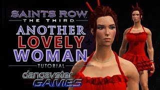 Another Lovely Woman! - Saints Row: The Third [Tutorial+Download]